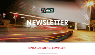 KAHL Newsletter